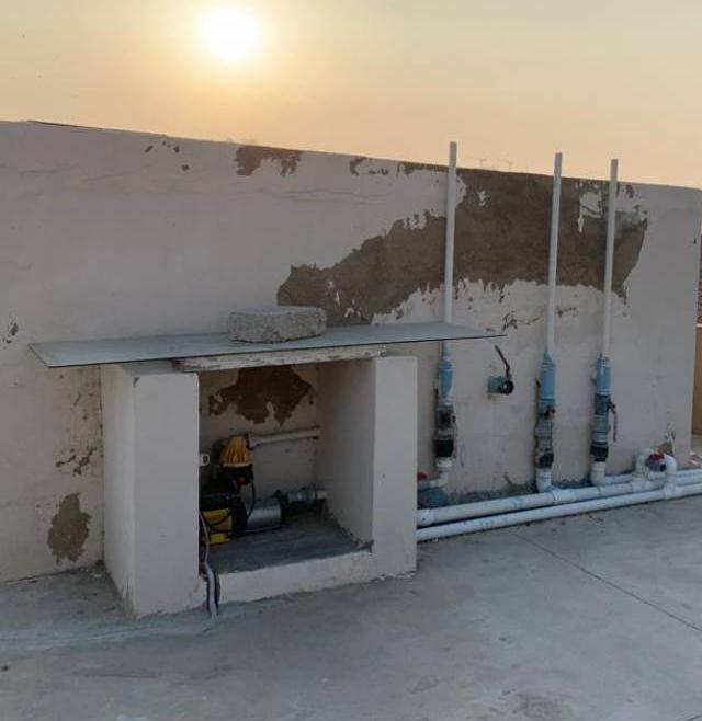 Water Tank Leakage Repair Solution