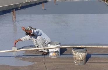 Roof Waterproofing Elastomeric